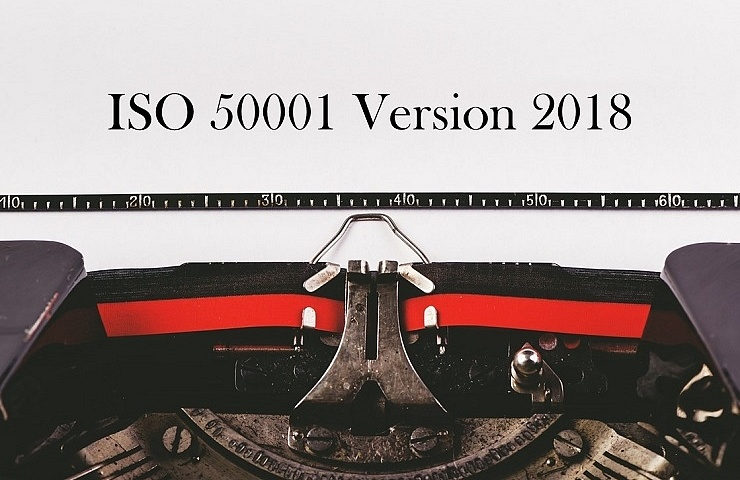 ISO 50001 Version 2018