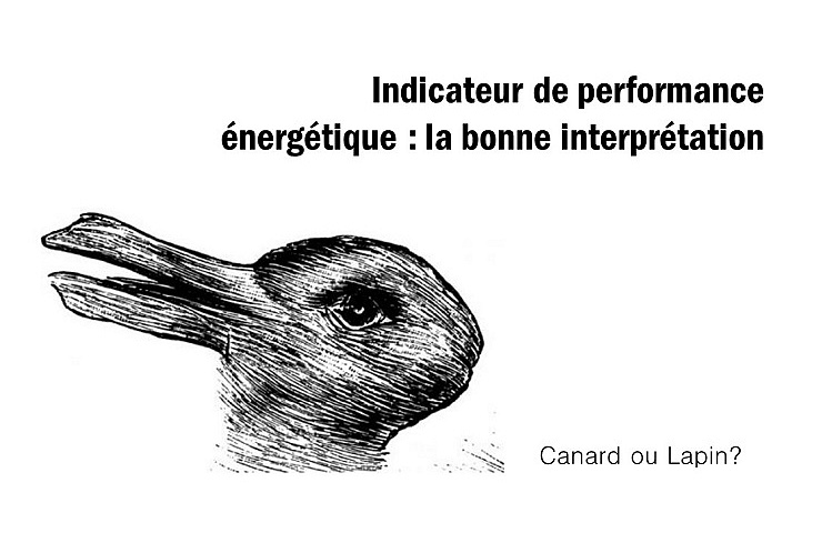 Indicateur de performance énergétique