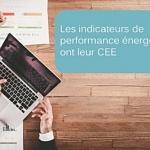 Les indicateurs de performance énergétique ont leur fiche CEE