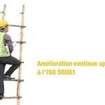 Amélioration continue appliquée à l'ISO 50001