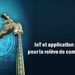 IoT et application mobile pour la relève de compteurs