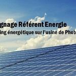 Monitoring énergétique sur l'usine de Photowatt